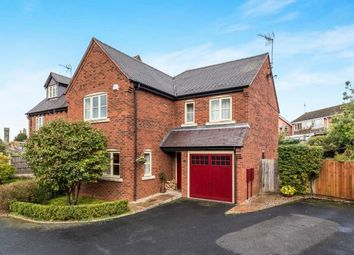 Thumbnail 4 bed detached house for sale in Church View, Great Haywood, Stafford, Staffordshire