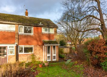 3 bed end terrace house for sale in Chestnut Walk, Alresford SO24
