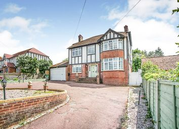 Thumbnail 4 bedroom detached house for sale in Salts Avenue, Loose, Maidstone