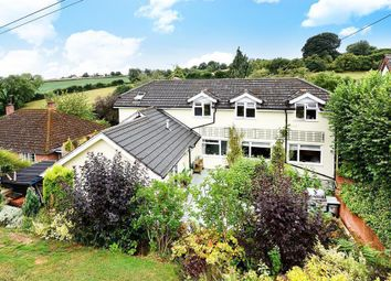 Thumbnail 4 bed detached house for sale in Highridge, Wrigglesbrook Lane, Kingsthorne, Herefordshire
