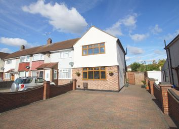 Thumbnail 3 bed end terrace house for sale in Holbeach Gardens, Sidcup