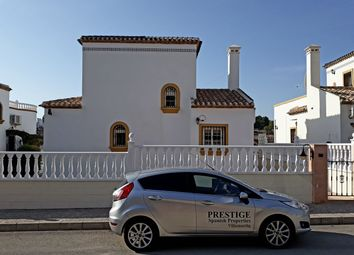 Thumbnail 3 bed detached house for sale in Los Dolses, Orihuela Costa, Valencia, 03189, Spain