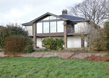 Thumbnail 4 bed detached house for sale in New Street, Lampeter