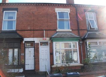 Thumbnail 3 bed terraced house for sale in Oscott Road, Perry Barr, Birmingham