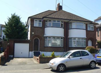 Thumbnail 3 bed semi-detached house to rent in Oakleigh Gardens, Farnborough, Orpington