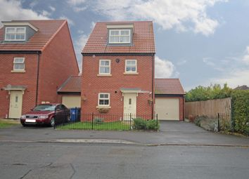 Thumbnail 4 bed link-detached house to rent in Hawthorn Street, Derby