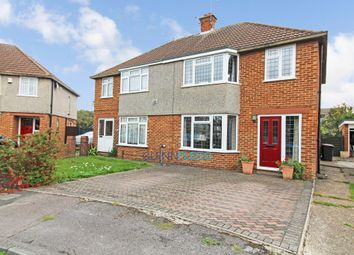Thumbnail 3 bed semi-detached house for sale in Raymond Road, Langley, Slough