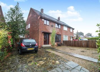 Thumbnail 3 bed semi-detached house for sale in Latchmere Road, West Park, Leeds