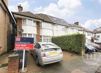 Thumbnail 4 bed semi-detached house for sale in Russell Gardens, Golders Green