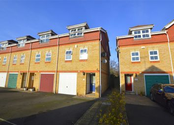 Thumbnail 4 bed town house for sale in Aisher Way, Riverhead, Sevenoaks, Kent
