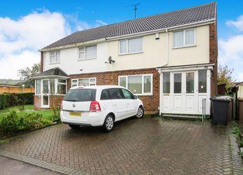 Thumbnail 3 bedroom semi-detached house for sale in Eldon Road, Luton