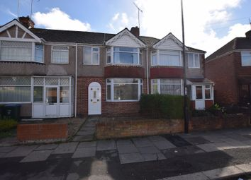 Thumbnail 3 bedroom terraced house to rent in Morland Road, Coventry
