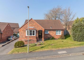 Thumbnail 3 bed detached bungalow for sale in Pickwick Close, Malton