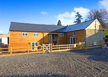 Thumbnail 4 bed barn conversion to rent in Arch Barns, Titley, Kington, Herefordshire