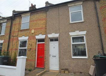 Thumbnail 2 bedroom terraced house to rent in Alfred Road, Gravesend