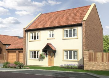 Thumbnail 4 bed detached house for sale in The Mulberry - Nursery Gardens, Station Road, Stannington
