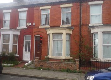 Thumbnail 2 bed terraced house to rent in Tabley Road, Liverpool
