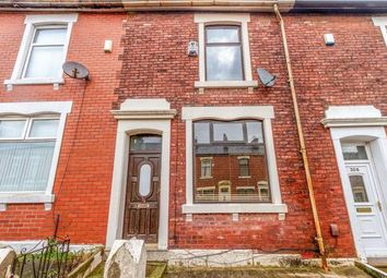 Thumbnail 2 bed terraced house for sale in Wensley Road, Blackburn, Lancashire