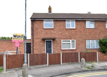 Thumbnail 2 bed semi-detached house for sale in St. Mildreds Place, Canterbury, Kent