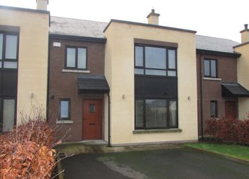Thumbnail 4 bed terraced house for sale in 18 Drummond Radhairc, Carrickmacross, Monaghan