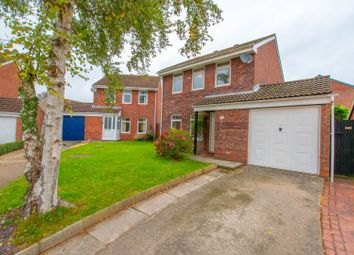 Thumbnail 3 bed detached house for sale in Sheerwater Close, Cardiff