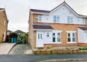 Thumbnail 3 bedroom semi-detached house to rent in Juniper Drive, Rochdale