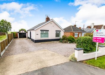 Thumbnail 3 bed detached bungalow for sale in West End Road, Wyberton, Boston