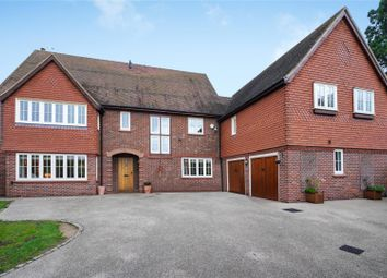 Thumbnail 8 bed detached house for sale in Lockestone Close, Weybridge, Surrey