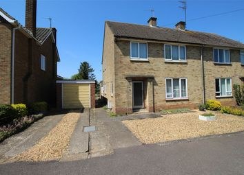 Thumbnail 3 bed semi-detached house for sale in New Road, Warboys, Huntingdon