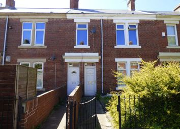 Thumbnail 3 bedroom flat for sale in Sixth Avenue, Heaton, Newcastle Upon Tyne