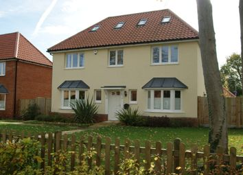 Thumbnail 5 bed detached house for sale in Wintershull Close, Takeley, Bishop's Stortford