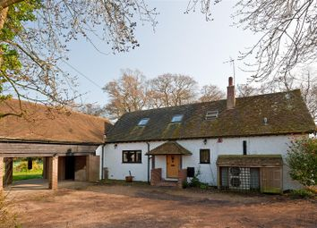 Thumbnail 4 bed detached house for sale in Brighton Road, Hurstpierpoint, Hassocks