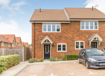 Leatherbottle Way, Pulborough RH20. 2 bed semi-detached house