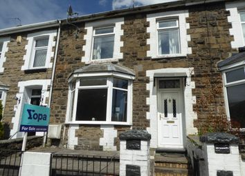 Thumbnail 3 bed terraced house for sale in Bournville Road, Blaina, Abertillery