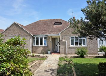 Thumbnail 4 bedroom detached bungalow for sale in Kings Drive, Pagham, Bognor Regis