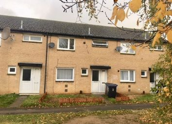 Thumbnail 3 bed terraced house to rent in Harefield Road, Northampton