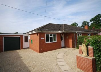 Thumbnail 3 bed detached bungalow for sale in Cradley, Malvern