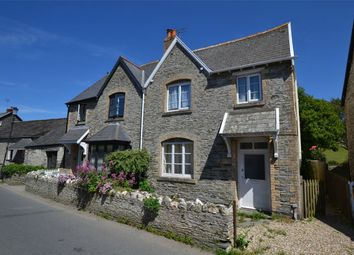 Thumbnail 2 bed semi-detached house for sale in Mortehoe, Woolacombe