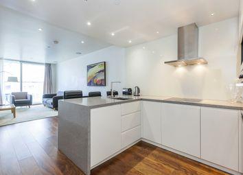 Thumbnail 1 bedroom flat to rent in Moor Lane, London