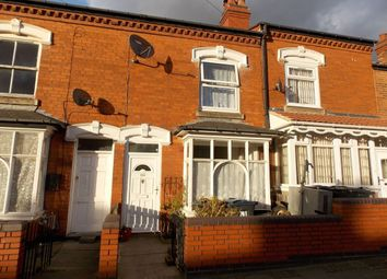 Thumbnail 2 bed terraced house for sale in Chartist Road, Saltley, Birmingham