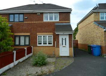 Thumbnail 2 bed semi-detached house to rent in Leo Close, Dovecot, Liverpool