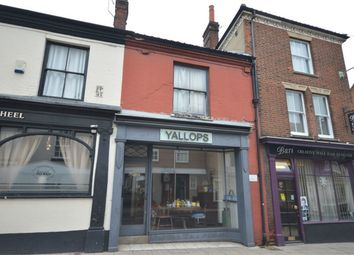 Thumbnail 1 bedroom terraced house for sale in Stonemasons Court, St. Augustines Street, Norwich