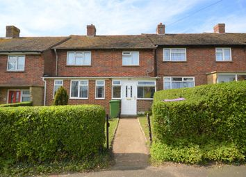 Thumbnail 3 bedroom terraced house for sale in Harbour Way, Folkestone, Kent
