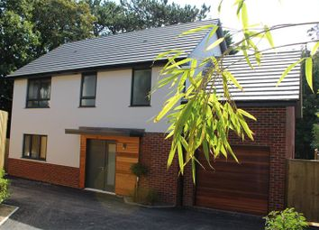 Thumbnail 4 bedroom detached house for sale in Gorsehill Road, Oakdale, Poole