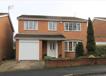 Thumbnail 5 bed detached house for sale in Yarmouth Drive, Westwood Grange, Cramlington