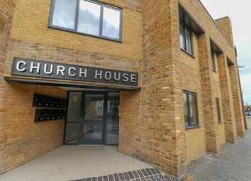 Thumbnail 1 bed flat to rent in Church Street, Ware
