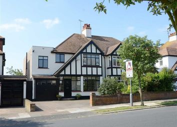 Thumbnail 5 bed semi-detached house to rent in Western Road, Leigh-On-Sea, Essex