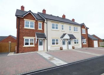 Thumbnail 2 bed end terrace house for sale in Plot 16 Coniston, Harvest Park, Silloth, Wigton