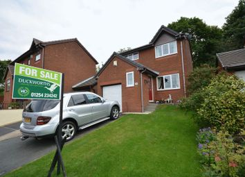 Thumbnail 3 bed detached house for sale in Peel Park Close, Accrington