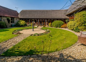 Thumbnail 4 bed barn conversion for sale in Church Farm, Sunningwell, Abingdon